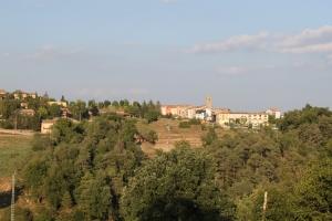 Vista Borredà desde forcons